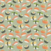 Sushi Set- Paper 7