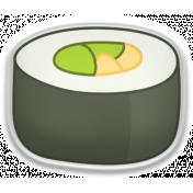 Sushi Set- Sticker 11
