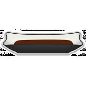 Sushi Set- Sticker Soy