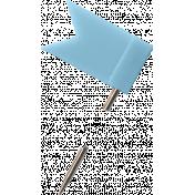 Treasured Mini Kit- Flag Pin