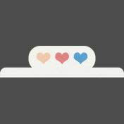 Love Knows No Borders Mini Kit- Tab
