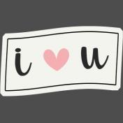 Love Knows No Borders Add-On- I Heart U 2
