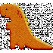 Dinosaur 2 Felt