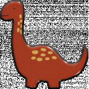 Dinosaur 1 Plastic