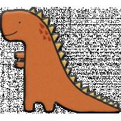 Dinosaur 2 Plastic