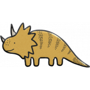 Dinosaur 3 Plastic