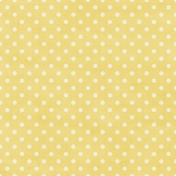 Project Life- Dotty Paper Light Yellow & White