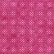 Project Life- Dotty Paper Dark Pink & White