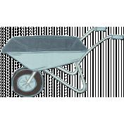 Garden Fun Wheelbarrow Element