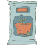 Garden Fun Fertilizer Bag Element
