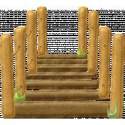 Beaches Felt Dune Stairs