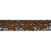 Java Jam Coffee Bean Trim