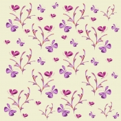 Betty Butterfly- Paper- Lilian Hansen