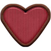 Sweaters & Hot Cocoa: Heart Brad