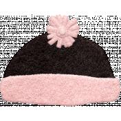 Sweaters & Hot Cocoa: Felt Hat