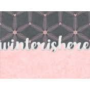 Sweaters & Hot Cocoa: Journal Card 02