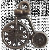 Mix Elements #01 - Bicycles Charm