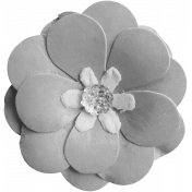 Mix Elements #01 - Flower Template
