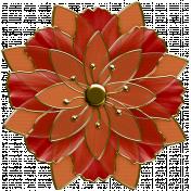 Homestead Wired Flower #1