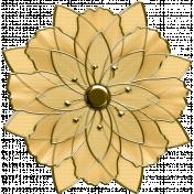 Homestead Wired Flower #2