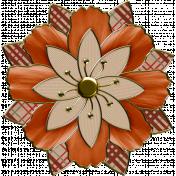 Homestead Wired Flower #3