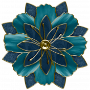 Renaissance Faire Wired Flower #03