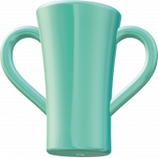 empty vase light green-1