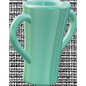 empty vase light green-2