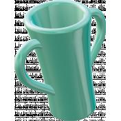 empty vase light green-3