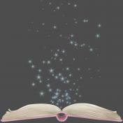 Enchanted Magic Book
