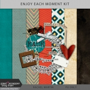 ::Enjoy Each Moment Kit::