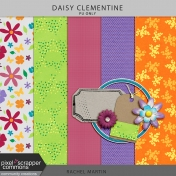::Daisy Clementine Mini Kit::
