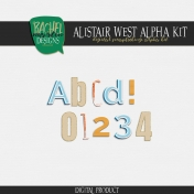 Around the World Alpha Kit