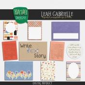 Leah Gabrielle Pocket Card Kit