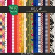 Delilah Paper Kit