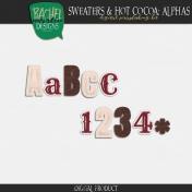 Sweaters & Hot Cocoa Alphas