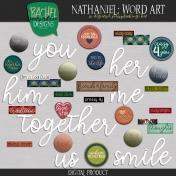 Nathaniel: Wordart
