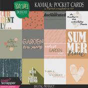 Kamala: Pocket Cards