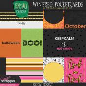 Winifred: Pocket Crads