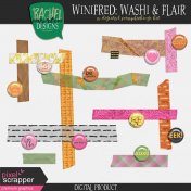 Winifred: Washi & Flair