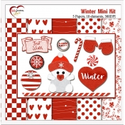 Winter Mini Snow Kit
