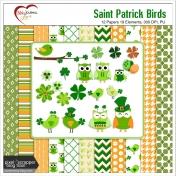 Saint Patrick's Day Bird Kit