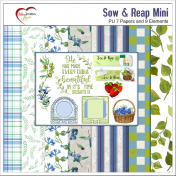 Sow and Reap Mini Kit