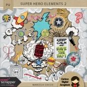 Super Hero Elements 2