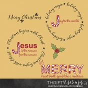 Holiday Magic Stamps
