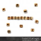Thankful Tiles (Kit)