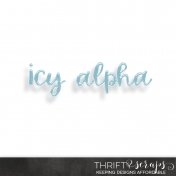 Icy Alpha (Kit)