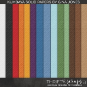 Kumbaya Solid Paper