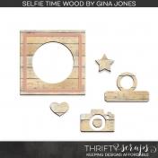 Selfie Time (wood)