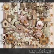 Love Birds (Kit)